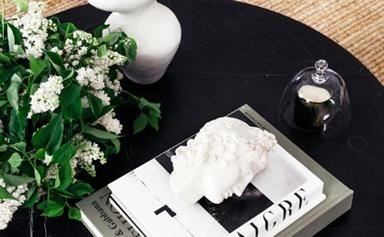 How to style a coffee table like an expert