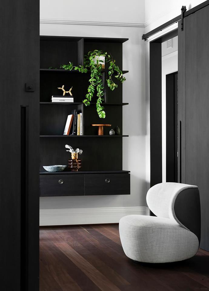 Walter Knoll 'Bao' accent chair, DesignFarm.