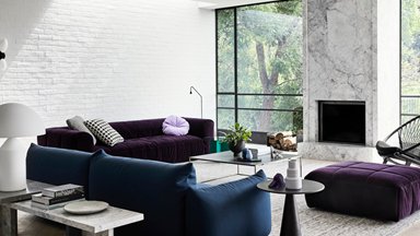 A contemporary Toorak home with a cool palette