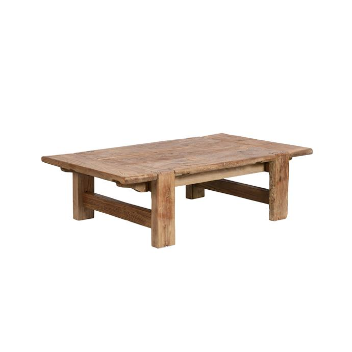 """Timothy Oulton Crofters Coffee Table, $2,345, [Coco Republic](https://www.cocorepublic.com.au/crofters-coffee-table304374