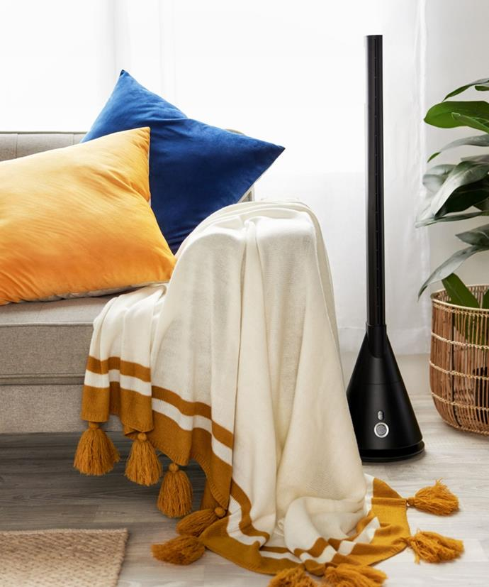 From sunny yellow textiles to rattan furniture and decor, the new collection is sure to elevate the style in your home.