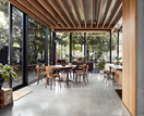 A timber-clad Melbourne home with a Japanese aesthetic