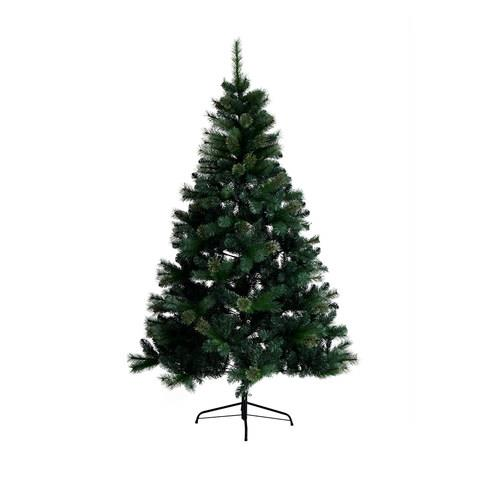 "Cashmere Christmas Tree (2.13m), $79, [Kmart](https://bit.ly/31IqexJ|target=""_blank""|rel=""nofollow"")"