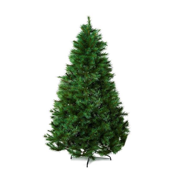 "7ft Green Christmas Tree, $369.99, [Adairs](https://www.adairs.com.au/homewares/christmas/adairs/7ft-green-christmas-tree/|target=""_blank""|rel=""nofollow"")"