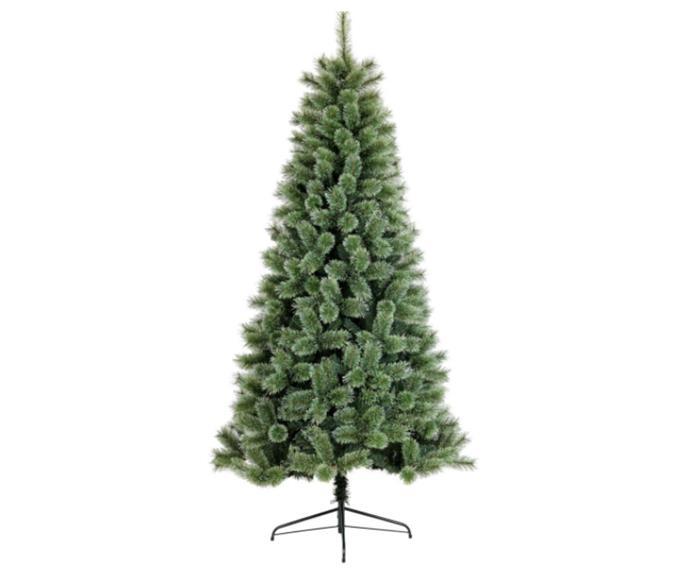 "Grand Pine Christmas Tree (229cm), $129, [Big W](https://www.bigw.com.au/product/christmas-229cm-grand-pine-tree-green/p/91883/|target=""_blank""|rel=""nofollow"")"