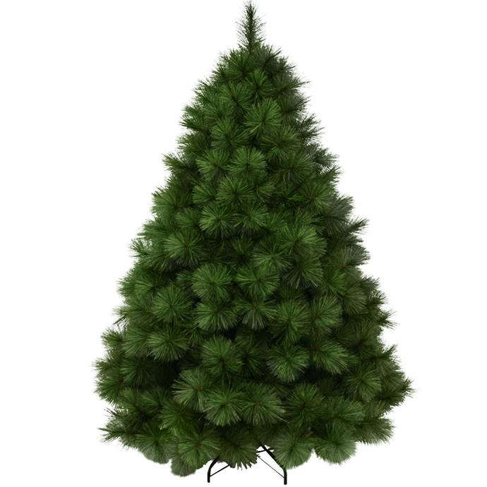 "Royal Deluxe Bristle Christmas Tree (180cm), $269, [Temple & Webster](https://www.templeandwebster.com.au/180cm-Heritage-Green-Deluxe-Bristle-Christmas-Tree-UBDB6FTG-TMPL1803.html|target=""_blank""|rel=""nofollow"")"