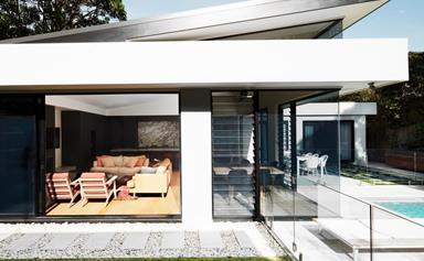 An interior designer's postwar bungalow receives a modern renovation