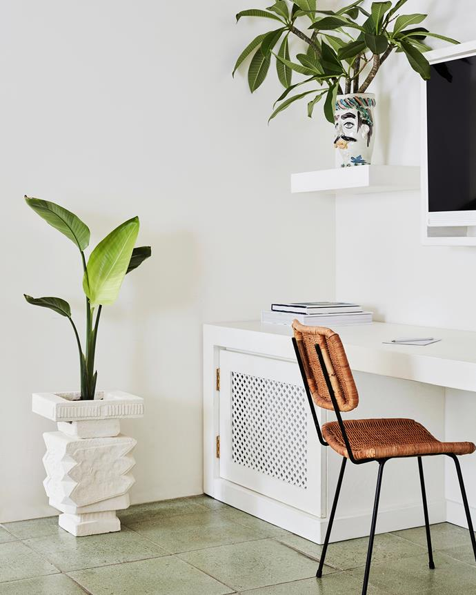 Enliven your home with indoor plants and greenery.