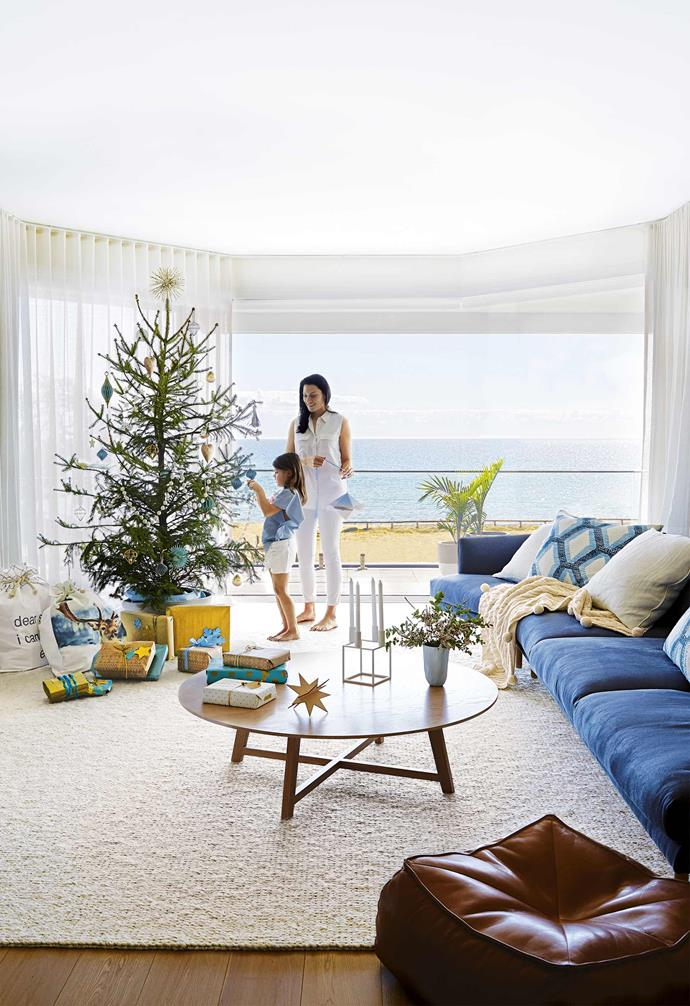 **Home sweet home** This weekender on the beach is a quintessential Aussie dream.