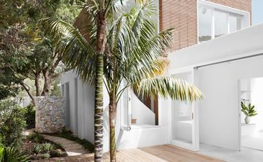 A modern Mediterranean-inspired coastal home in Palm Beach
