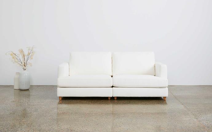 "Coastal sofa in milk bar, $1,450, [Koala](https://au.koala.com/products/coastal-sofa target=""_blank"" rel=""nofollow"")"
