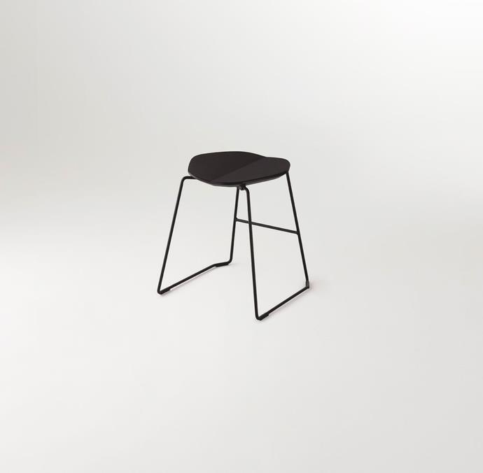 "Duet Low Stool, $POA, [Stylecraft](https://www.stylecraft.com.au/product/duet-low-stool target=""_blank"" rel=""nofollow"")"