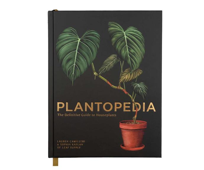 """**For the green thumb** Plantopaedia book, $60, [Leaf Supply](https://www.leaf-supply.com/products/plantopedia-book