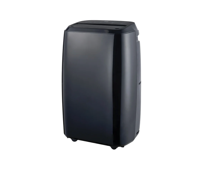 """This unit has the capability of cooling and dehumidifying rooms of up to 35 meters squared with 3 speed settings.  <br><br> Euromatic 5.0kW Black Portable Air Conditioner I/N: 0180811, $699, [Bunnings Warehouse](https://www.bunnings.com.au/euromatic-5-0kw-black-portable-air-conditioner_p0180811 target=""""_blank"""" rel=""""nofollow"""")"""