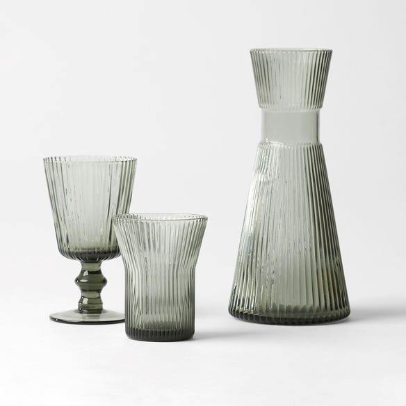 "Morgan & Finch Linea Drinkware, from $8.95, [Bed, Bath N' Table](https://www.bedbathntable.com.au/linea-smoke-130104|target=""_blank""|rel=""nofollow"")"