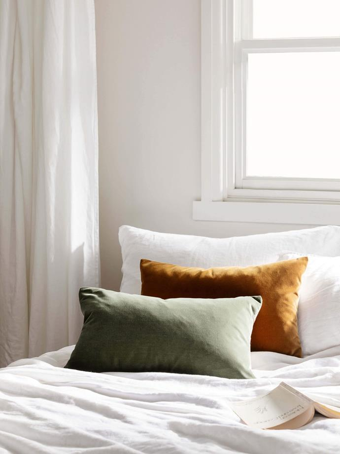 "Etro Toffee Mini Cushion, $73, [L&M Home](https://www.lmhome.com.au/collections/etro-velvet-cushions/products/etro-toffee-mini-cushion|target=""_blank""|rel=""nofollow"")"