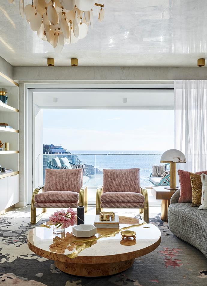 This is not your typical beach house, says interior designer Greg Natale of the stunning residence in Sydney's eastern suburbs that resulted from the eschewing of any beachy trappings while heroing all the luxury of contemporary coastal life.