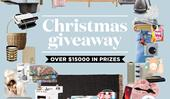 Win Inside Out's Christmas giveaway valued at over $15 000