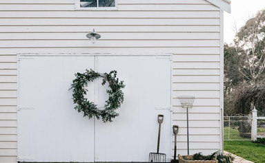 20 unique Christmas wreaths you won't see everywhere