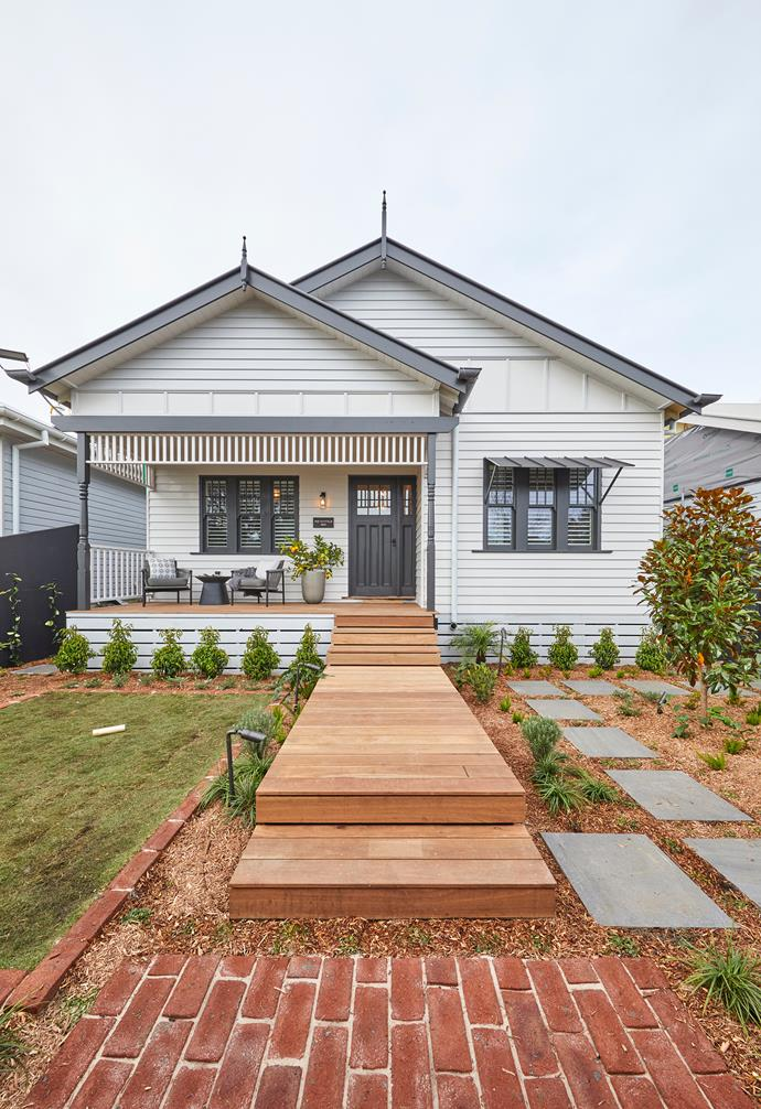 """The Block's 2020 season saw the contestants [transform homes from different eras](https://www.homestolove.com.au/the-block-2020-houses-21758 target=""""_blank"""") into dreamy contemporary abodes."""