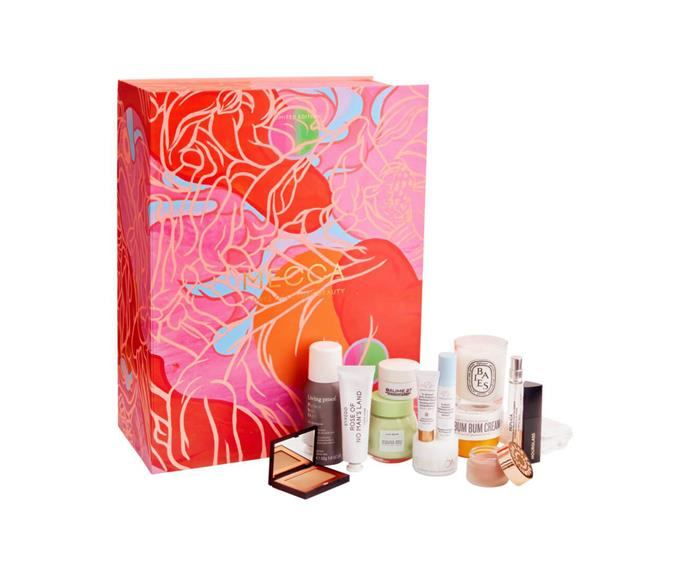 """Limited Edition MECCA 12 Days of Luxury Beauty advent calendar, $380, [Mecca](https://www.mecca.com.au/the-mecca-edit/limited-edition-mecca-12-days-of-luxury-beauty/I-045896.html