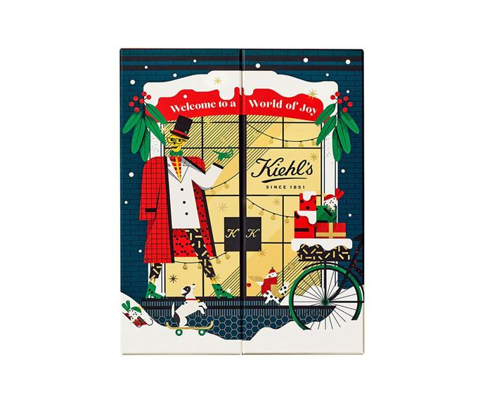 "Kiehl's Limited Edition Advent Calendar, $149, [Myer](https://www.myer.com.au/p/kiehls-limited-edition-advent-calendar|target=""_blank""|rel=""nofollow"")"