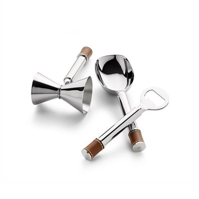 """Ralph Lauren Home 'Wyatt' bar tools set of 3, $189, [David Jones](https://www.davidjones.com/Product/21138931 target=""""_blank"""" rel=""""nofollow"""")"""