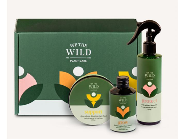 "**We the Wild** [For your friend or family member with a particularly green thumb](https://www.homestolove.com.au/christmas-gifts-for-gardeners-12993|target=""_blank""), or even those who seem to have bad luck with their leafy friends, there's nothing better than helping them take their plant nurturing to the next level. [We the Wild](https://wethewildcollective.com.au/