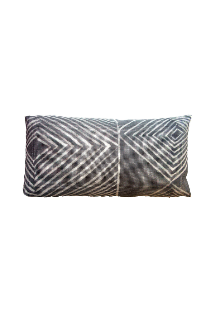 "Eric Brown diamond pattern rectangle cushion, $140, [Spacecraft](https://www.spacecraftmelbourne.com/cushions/metallic-gold-cushion-cover-am4hy-f3rfa-3zpz3-jp4wt-nn6hm-6flm6-e3yfr-pd9e8|target=""_blank""