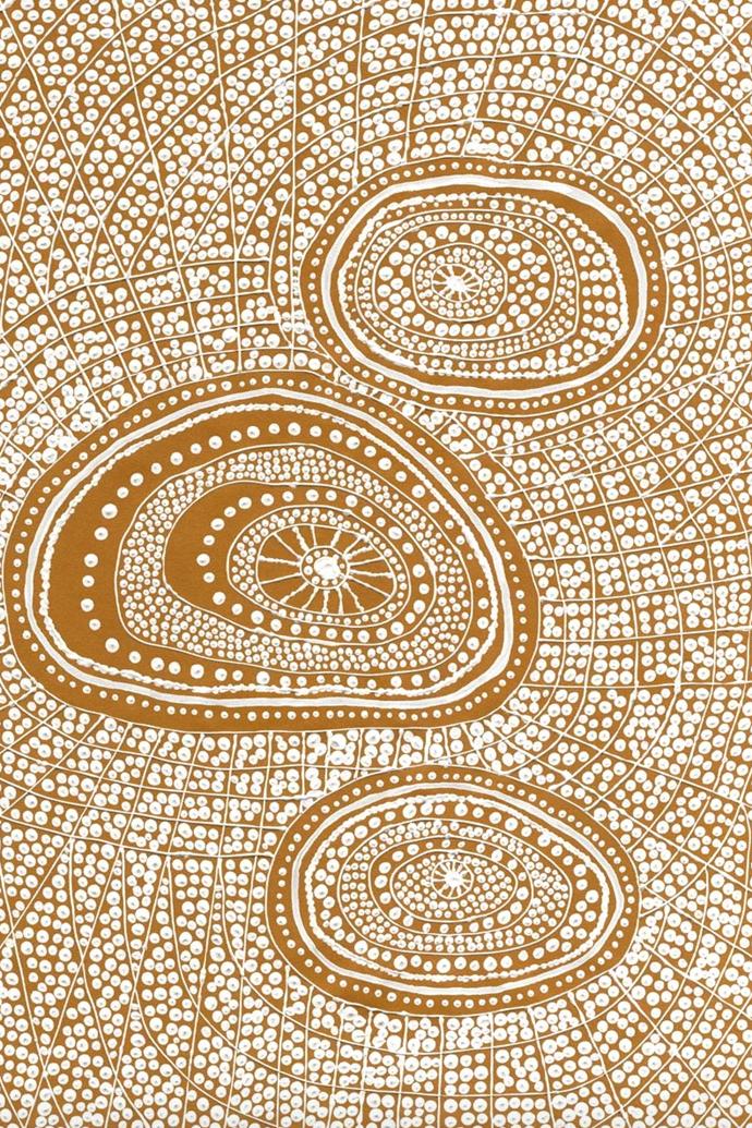 "Gugin Gurai print, $60, [Brad Turner Creative](https://www.bradturnercreative.com/product-page/gugin-gurai|target=""_blank""|rel=""nofollow"")"