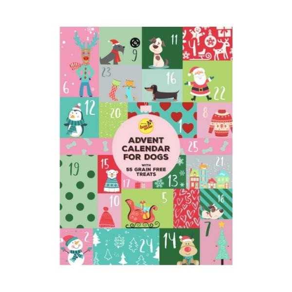 """Bow Wow Advent Calendar for Dogs, $25, [Big W](https://www.bigw.com.au/product/bow-wow-advent-calendar-for-dogs/p/105728/