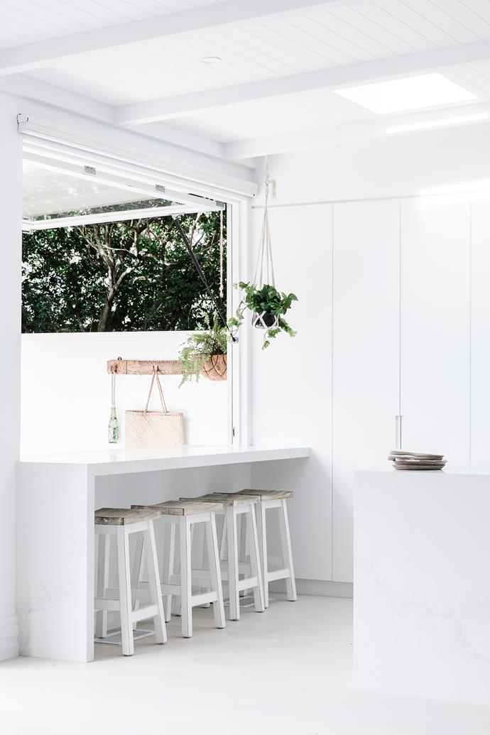 """In [Lana Taylor of Three Birds Renovations' Mediterranean-style home](https://www.homestolove.com.au/lana-taylors-modern-mediterranean-style-home-6378