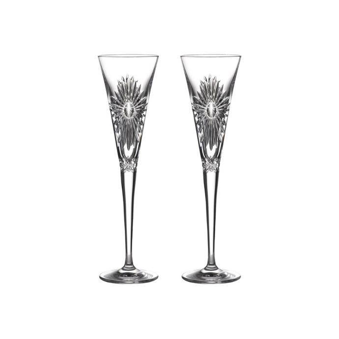 """Waterford Times Square clear flute pair 2021, $249, [Myer](https://www.myer.com.au/p/waterford-times-square-clear-flute-pair-2021