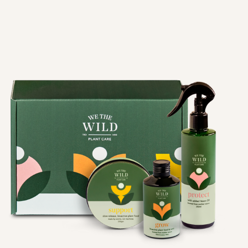 """The Plant Lovers' Essential Kit, $44.99, [We the Wild](https://wethewild.co/products/kit