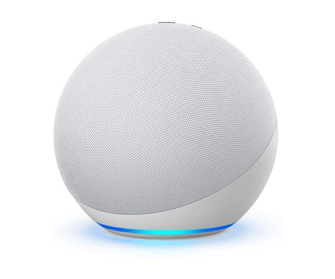 "Amazon Echo - 4th Generation, $149, [Amazon Australia](https://www.amazon.com.au/dp/B085FXDTV1/ref=s9_acsd_al_bw_c2_x_9_i?pf_rd_m=AMMK0LS9EDNM8&pf_rd_s=merchandised-search-4&pf_rd_r=BJM0ZSZ295ZMG13KKCN0&pf_rd_t=101&pf_rd_p=870940d0-2cde-4863-af3f-9af77b053f5e&pf_rd_i=5425434051|target=""_blank""|rel=""nofollow"")."