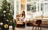 4 contemporary Christmas tree colour schemes
