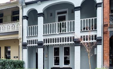 A rundown terrace renovation in Sydney's inner west