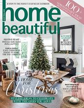 Home Beautiful magazine cover