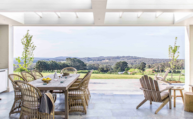 A fabulous modern farmhouse in the NSW Southern Highlands