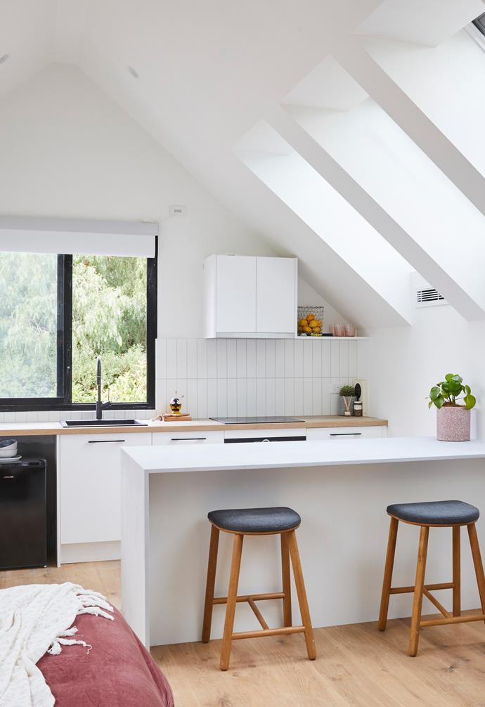 """**[Week 11, Studio Week](https://www.homestolove.com.au/the-block-2020-studio-and-garage-reveal-21980