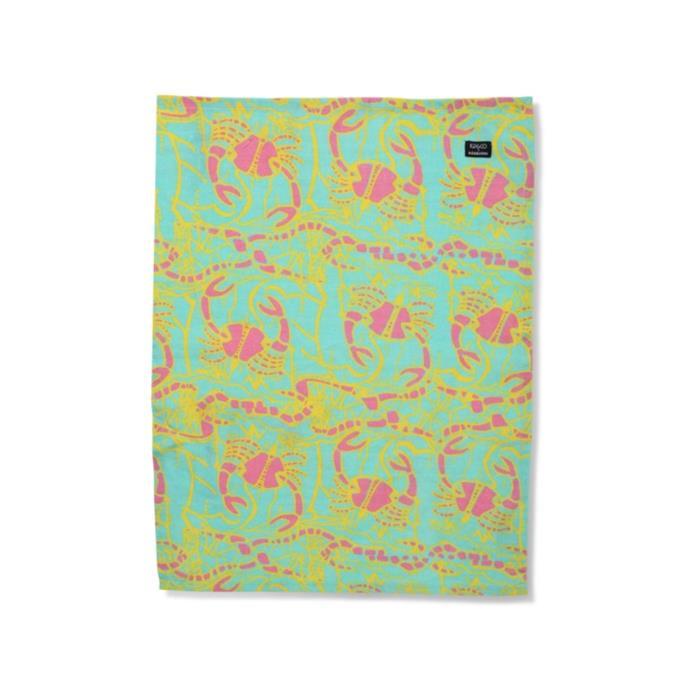 "Barnkabarra linen tea towel, $24, [Kip&Co](https://kipandco.com.au/collections/babbarra-x-kip-co/products/barnkabarra-linen-tea-towel|target=""_blank""|rel=""nofollow"")"
