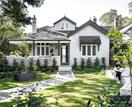 A thoughtful renovation brings a 100-year-old  home into the 21st century