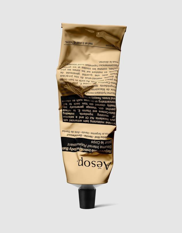 """Rejuvenate Intensive Body Balm, $33, [Aesop](https://www.aesop.com/au/p/body-hand/hand-and-body-gifts/rejuvenate-intensive-body-balm/
