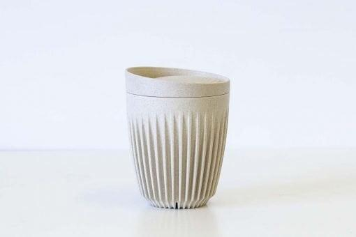 """Huskee Coffee Cup - Natural - 80z, $18, [Sustomi](https://sustomi.com.au/shop/huskee-coffee-cup-natural-8oz/