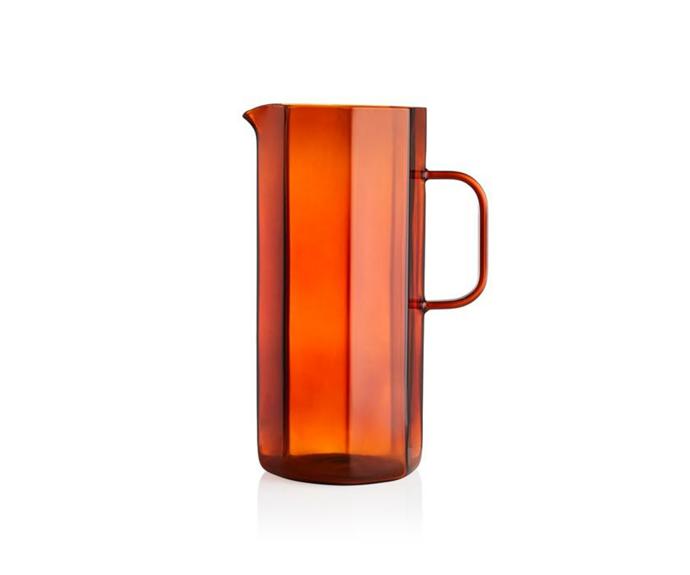"""Coucou Jug, $149, [Maison Balzac](https://www.maisonbalzac.com/products/coucou-jug-149 target=""""_blank"""" rel=""""nofollow"""")"""