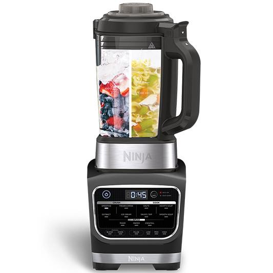 "Ninja Foodi Hot & Cold Blender, $279, [Bing Lee](https://www.binglee.com.au/ninja-hb150-foodi-cold-hot-blender|target=""_blank""