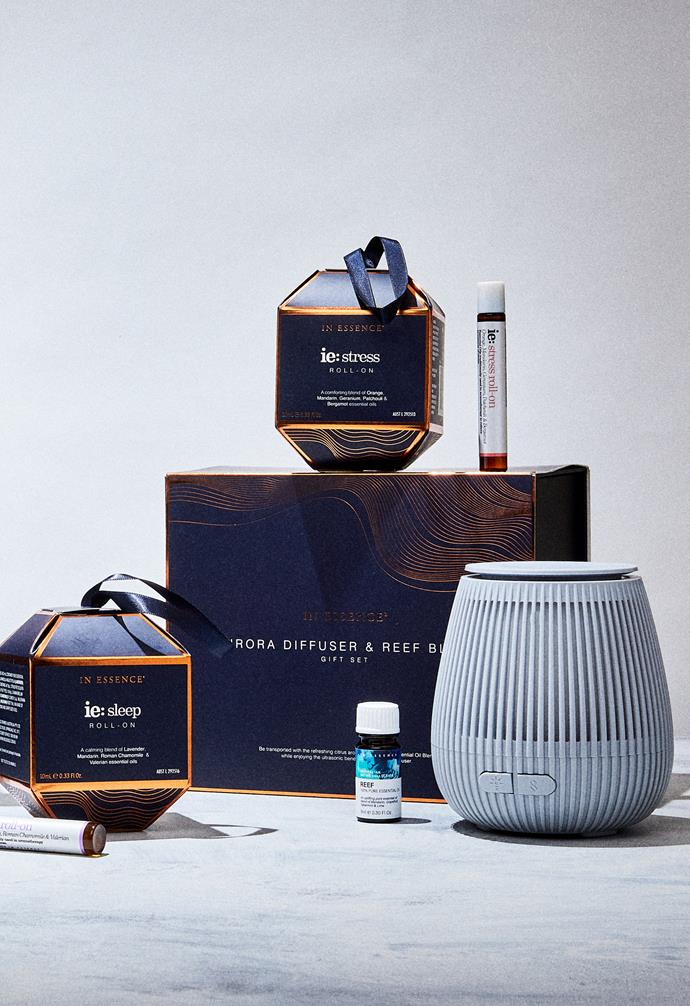"""**IN ESSENCE**<BR><BR>For the fragrance and aromatherapy lovers its time to update your essential oil collection or refresh your diffuser, because [In Essence](https://www.inessence.com.au/