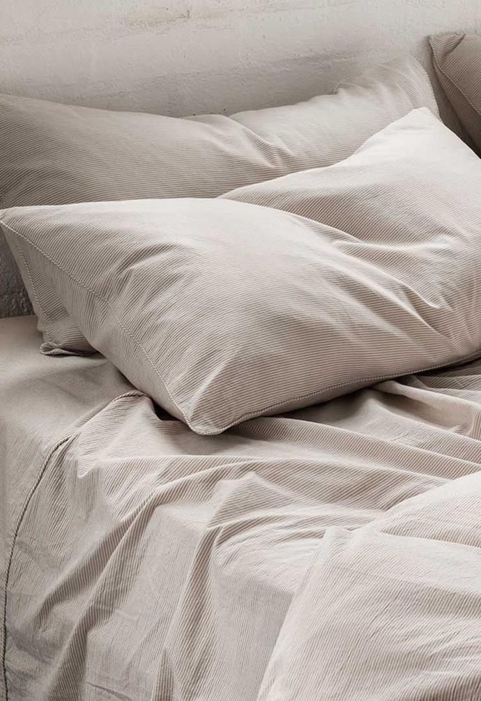 """**THE SHEET SOCIETY**<BR><BR>Get ready to update your bedroom in style with 15% off storewide at [The Sheet Society](https://www.thesheetsociety.com.au/