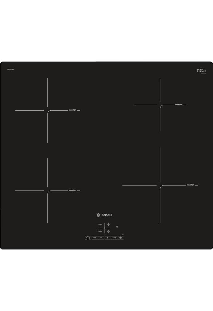 "**60cm Serie 4 Induction Cooktop, $1,099, [Bosch](https://www.appliancesonline.com.au/product/bosch-pue611bb1e-60cm-serie-4-induction-cooktop|target=""_blank""