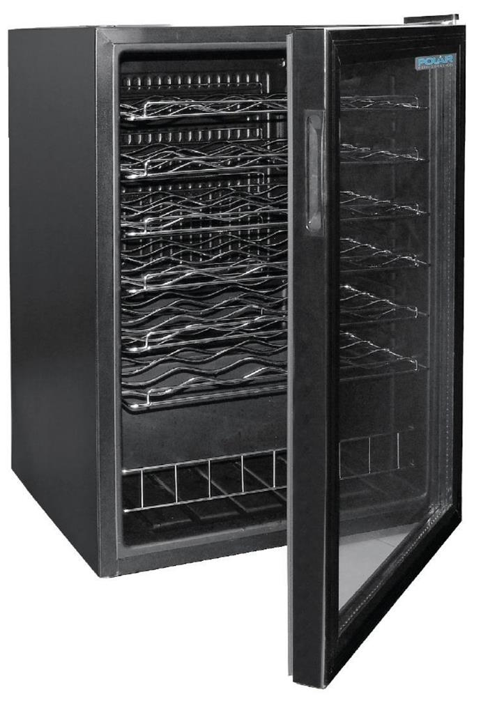 "**Under Counter Wine Fridge 48 Bottle - Black, $565, [Polar C-Series](https://www.catch.com.au/product/polar-c-series-under-counter-wine-fridge-48-bottle-black-6880910/?st=15&sid=323&sp=28&asp=28&aqi=22ae7d045ca8f3f47bd54f9eea85f2b6|target=""_blank""